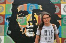 Żadne miasto nie może istnieć bez wizerunkow Che Guevary