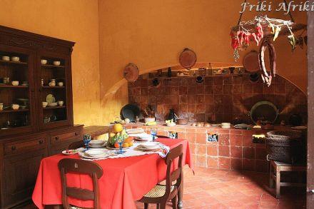 Kuchnia Casa de la Cultura