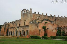 Valladolid, Klasztor San Bernardino 1552 r.