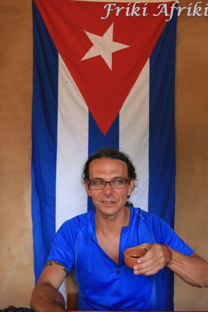 Kubańska kawa jest pyszna, a my nauczyliśmy się ją pić bez mleka