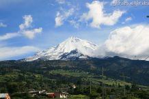 Pico de Orizaba 5636 m n.p.m.