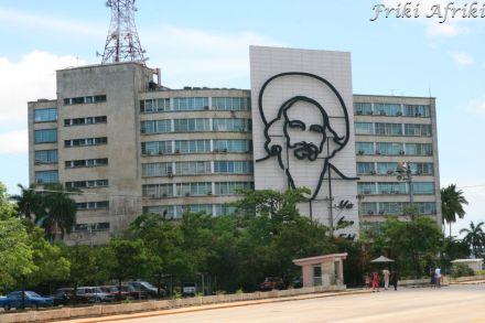 Hawana, Plac Rewolucji