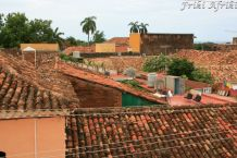 Dużo, dużo dachów - przypomniało nam się Cuzco