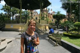 Orizaba, Parque Castillo