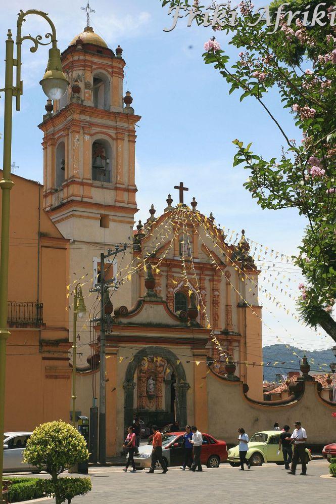 Orizaba, Iglesia del Carmen