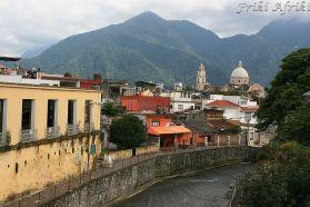 Orizaba - miasto otoczone górami