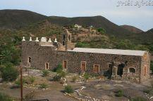 Mulege - kościół misyjny