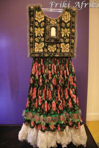 Jedna z wielu sukienek Fridy