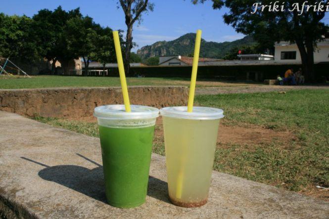 Wody owocowe: lemonka i... sami nie wiemy co