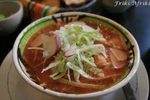 Pozole - między zupą a gulaszem (Meksyk)