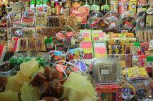 Słodkości na Targu Słodyczy w Morelii