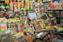 Słodkie stragany, Mercado del Dulces