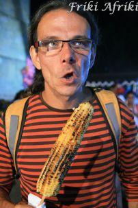 Z kukurydzą mi do twarzy
