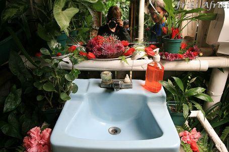 Najładniejsza łazienka w gwatemali