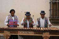 Marimba- tradycyjny instrument z Gwatemali