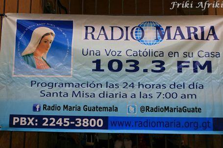 Gwatemalskie Radio Maryja