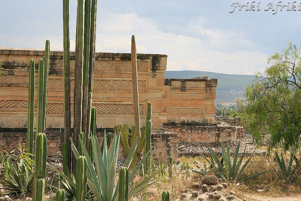 Ruiny w Mitli