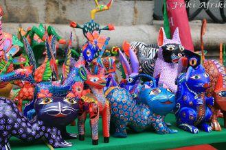 kolorowe figurki