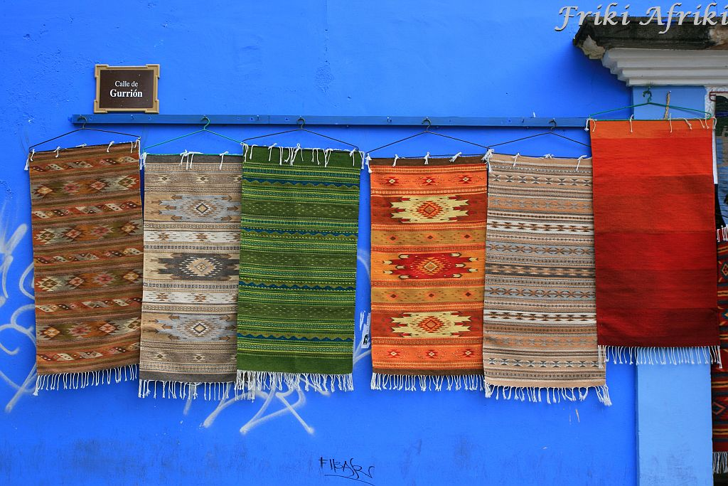 Oaxaca - sklep z Tekstyliami
