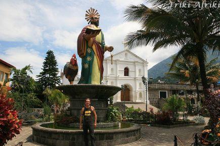 """Święty Piotr i """"Święty"""" Piotr w San Pedro"""
