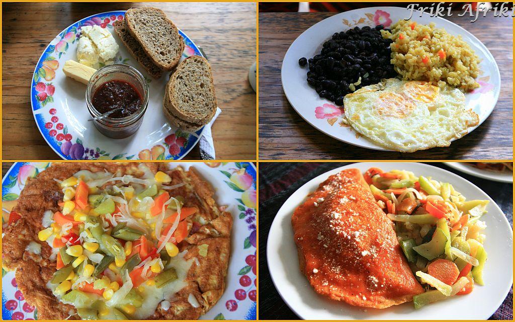 Pyszne jedzenie w Jaibalito