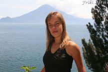 ...z widokiem na wulkan