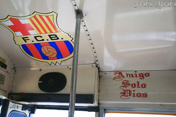 Barcelona i Bóg.