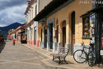 Na ulicach San Cristobal