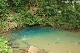 Blue Hole - jeden z cenotów w Belize