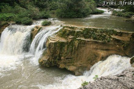Wodospad na Rio Blanco
