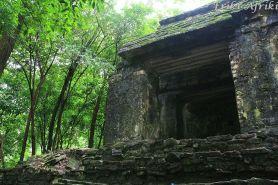 Templo Olvidado, koło Palenque