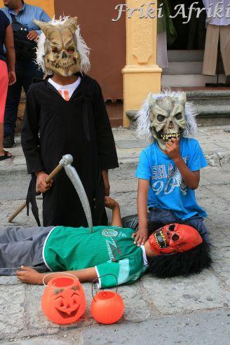 Dzieciaki z Oaxaci