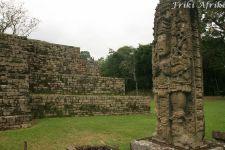 Ruiny w Copan